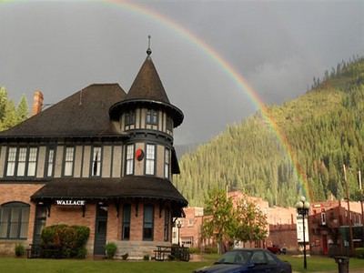 Wallace Idaho