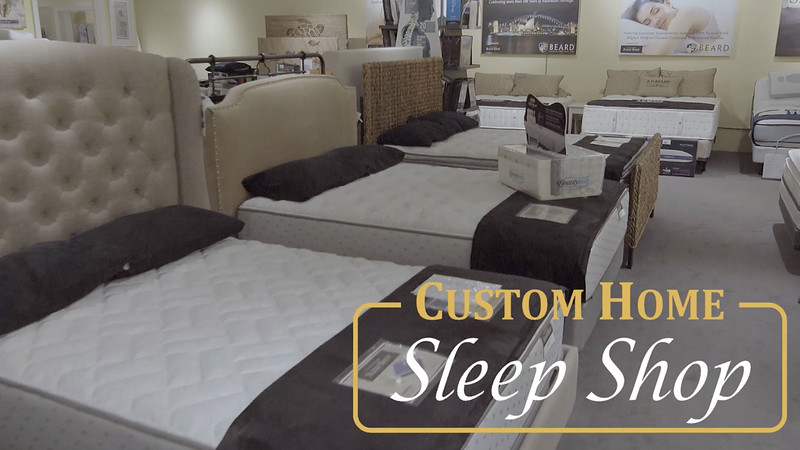 Custom Home Sleep Shop-10 Second Teaser