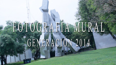 Fotografía de generación ITESM 2014
