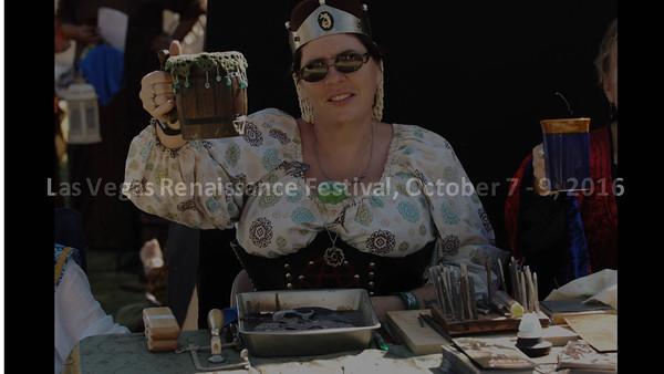 Las Vegas Renaissance Festival: October 7-9, 2016