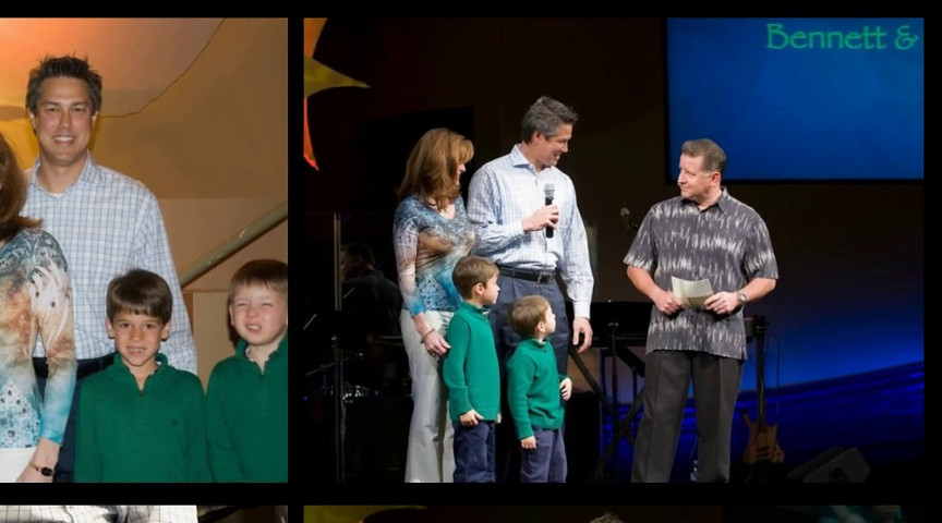 """<center><h3>Child Dedications</h3> February 20 - 21. 2010  To see more photos of the Child Dedication, <a href=""""http://photos.compasschurch.org/Events/Child-Dedications/February-2010/11266396_G56bV#796402404_p3LEd"""">click here</a>.</center>"""