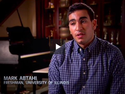 Mark Abtahi NBC Profile (2013)