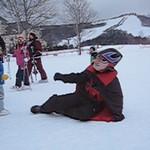 Tomamu's ski mascot. ...Or count chocula on ski's?