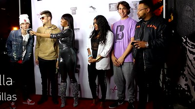 Interview LA Bangerz Interview @ I Got The Bag NBA All Star Weekend Party