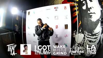 DJ Exclu$ive Shout Out @ I Got The Bag NBA All Star Weekend Party
