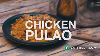 Eat Fresh - Chicken Pulao