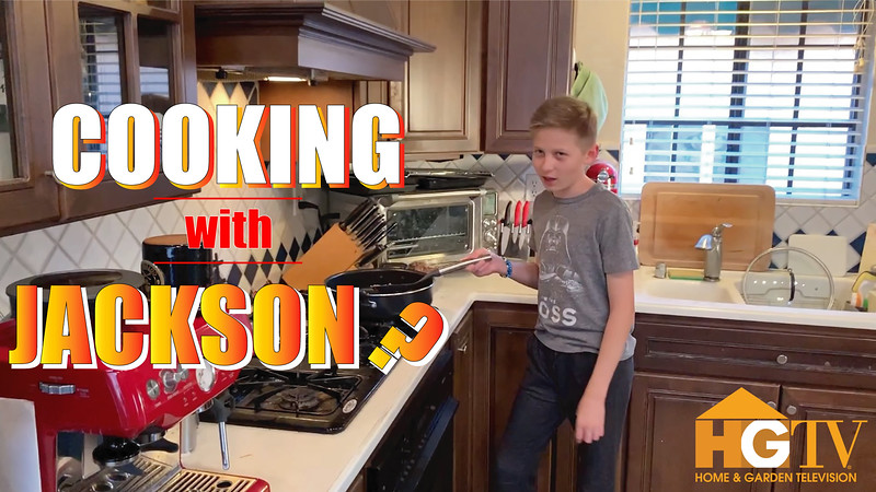Cooking With Jackson