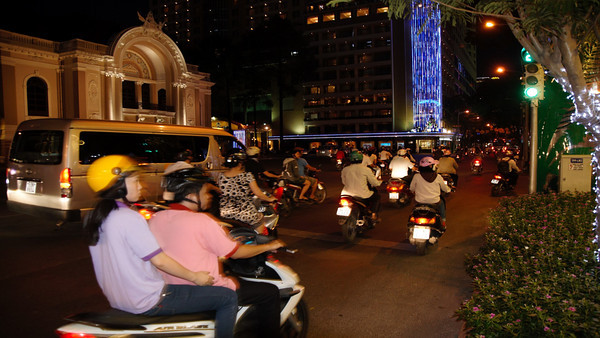 Saigon Impressions