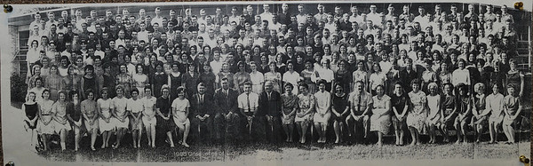 How we looked in 1965: the best graduating class of Vidor High School or any school for that matter.  I feel so blessed to have gone to school there and been a part of this class.  We had great athletes, beautiful girls and a winning tradition that carried us through life.  You put Vidor on the map!