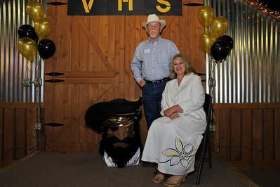 Vidor High School, Class of 1965, 45th Reunion, June 12, 2010