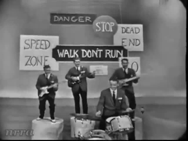 The Ventures 'Walk Don't Run'