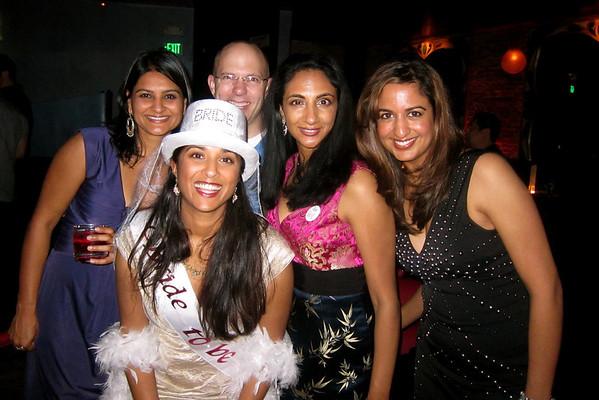 Vidya's Bachelorette January 2012