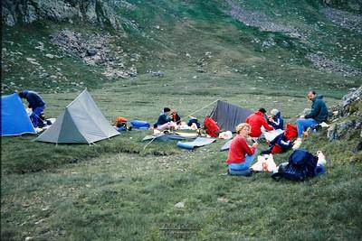 1985 - Raid en Ariège