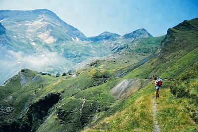 GR10 - Col de la Catauère