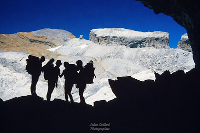 1986 - Raid Encantats & Canyon d'Arazas