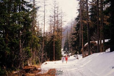 1987 - Séjour Val Cenis