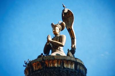 Népal - Kathmandou