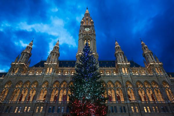 Vienna's Rathaus