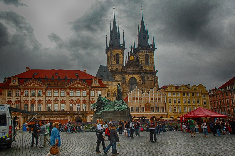 Magical Heart of Prague