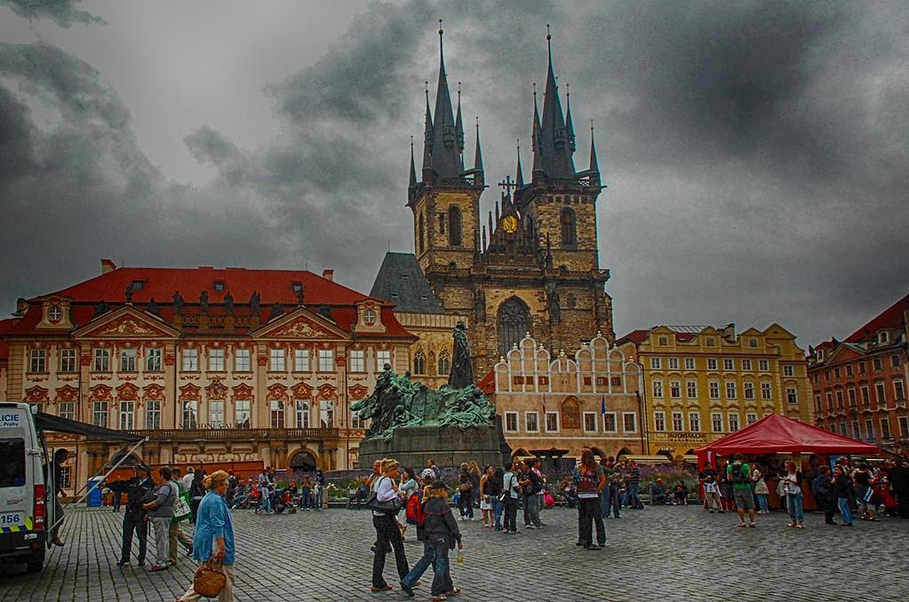 Magical Heart of Prague