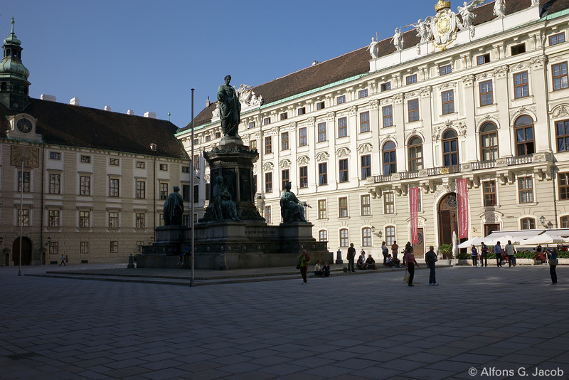 Chancellery Wing, Imperial Palace, Vienna, Austria