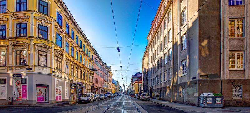 Vienna, January 2017 - Day One