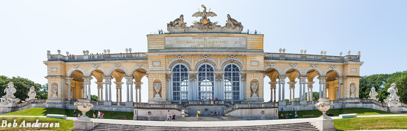 The Gloriette, Vienna