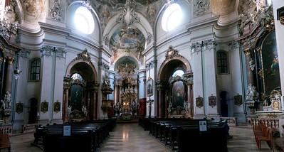 Piaristen Kirche
