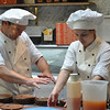 "Making ""Sacher Torte"" in Demel's bakery"