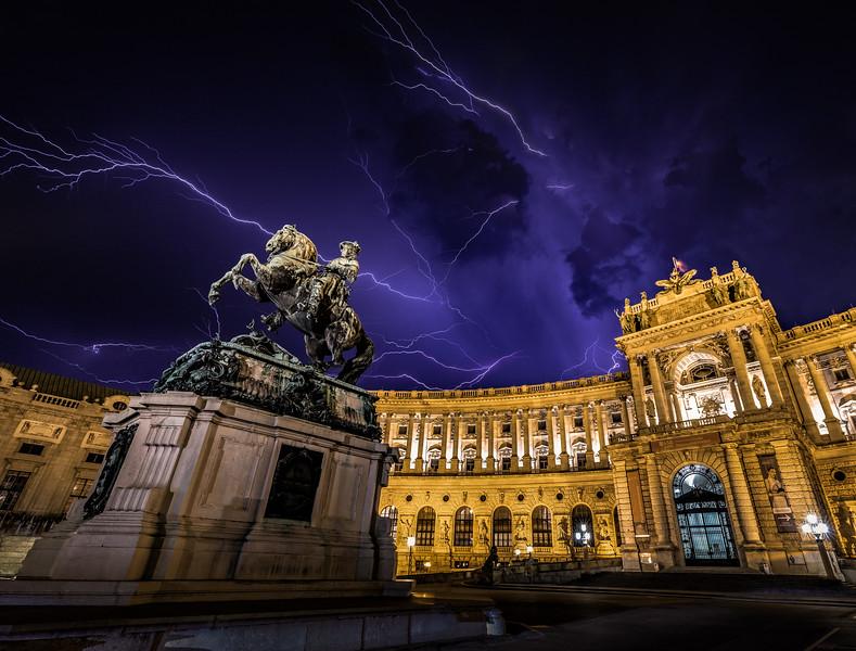 Sword of Lightning! - Hofburg Palace, Vienna