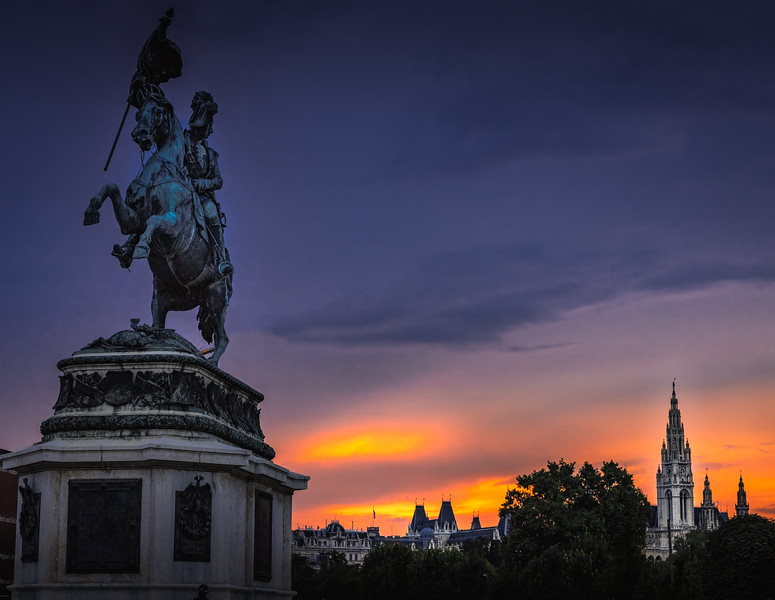 Charge! - Hofburg Palace, Vienna