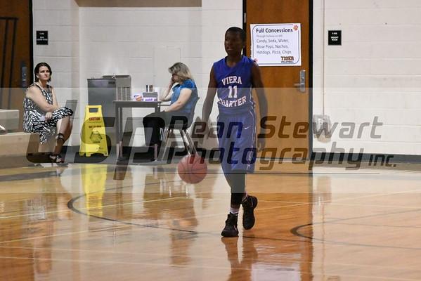 Viera Charter MS Basketball 9/8