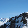 2800m en février, massif des Encombres