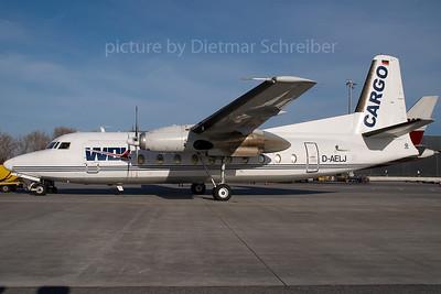 2007-12-13 D-AELJ Fokker 27 WDL Aviation