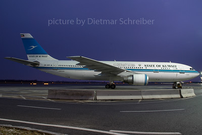 2007-12-14 9K-AHI Airbus A300-600 Kuwait