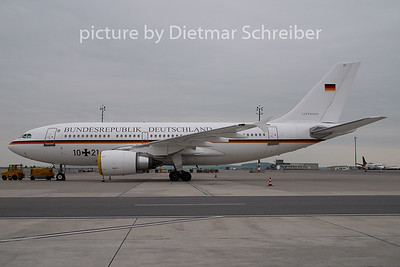 2009-05-15 10+21 Airbus A310 German AIr Force