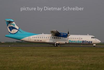 2009-05-01 OM-VRA ATR72 Danube Wings