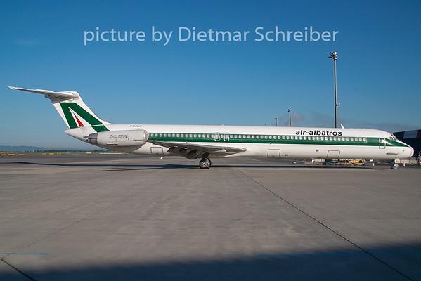 2009-05-17 I-DAWS MDD MD80 Air Albatros