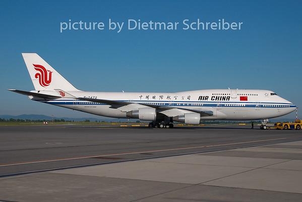 2009-05-17 B-2472 Boeing 747-400 Air China