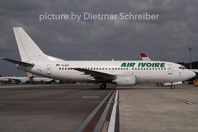 2009-05-07 YU-ANV Boeing 737-300 Air Ivoire