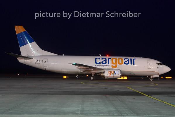 2010-12-30 LZ-CGO Boeing 737-300 Cargo Air