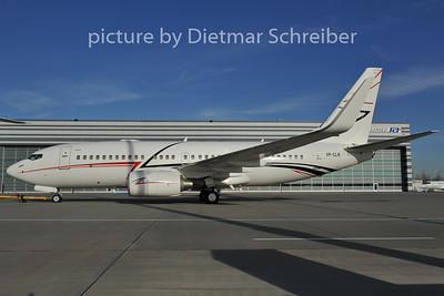 2011-12-13 VP-CLR Boeing 737-700 Lukoil