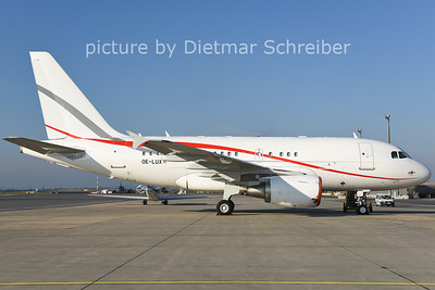 2014-12-10 OE-LUX AIrbus A318