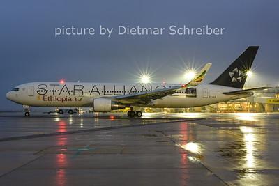 2014-12-03 ET-ALO Boeing 767-300 EThiopian