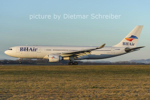 2014-12-24 LZ-AWA Airbus A330-300 BH Air