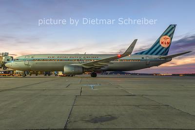 2014-12-23 PH-BXA Boeing 737-800 KLM