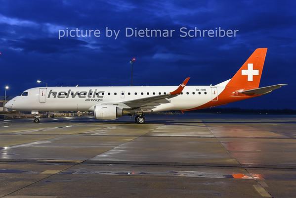 2014-12-17 OE-IHD Embraer 190 Helvetic
