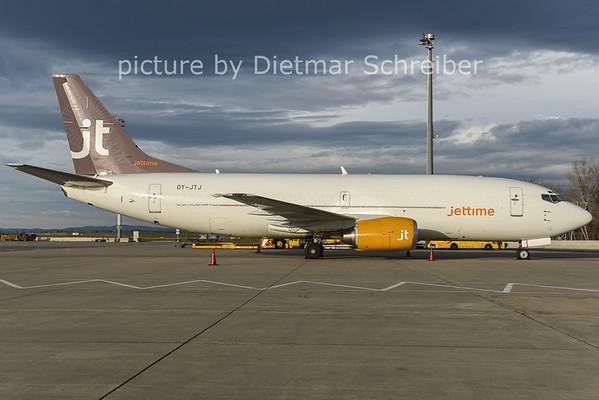 2014-12-22 OY-JTJ Boeing 737-300 Jettime
