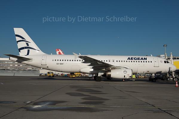 2015-12-23 SX-DGV Airbus A320 Aegean Airlines