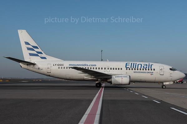 2015-12-24 LY-GGC Boeing 737-300 Ellinair
